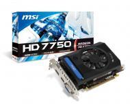 Видеокарта MSI ATI Radeon HD 7750 GDDR3 2048 Мб (R7750-2GD3)