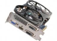 ���������� Gigabyte Nvidia GeForce GTX 650 Ti GDDR5 2048 �� (GV-N65TOC-2GI) (GVN65TO2GI-00-G)