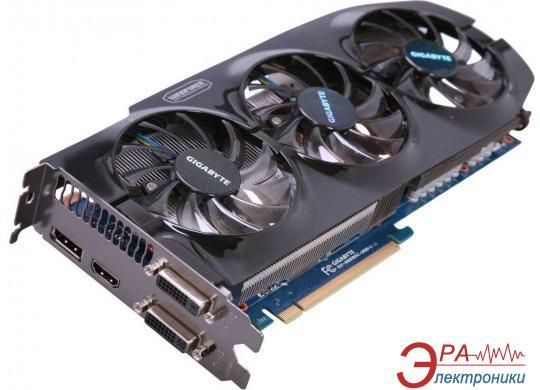 Видеокарта Gigabyte Nvidia GeForce GTX 680 GDDR5 4096 Мб (GV-N680OC-4GD)