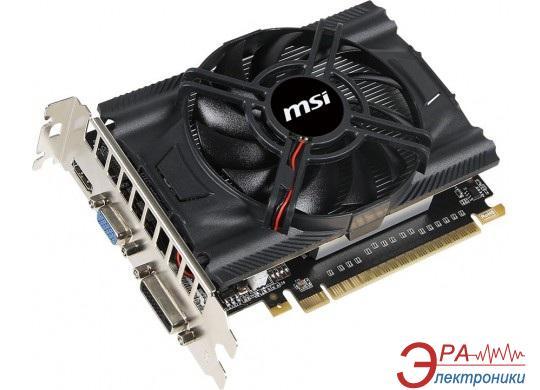 Видеокарта MSI Nvidia GeForce GTX 650 Overclocked Bulk GDDR5 1024 Мб (N650-1GD5/OCV1)
