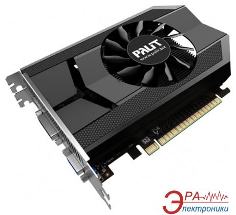 Видеокарта Palit Nvidia GeForce GTX 650Ti OC GDDR5 1024 Мб (NE5X65TS1301-1071F)
