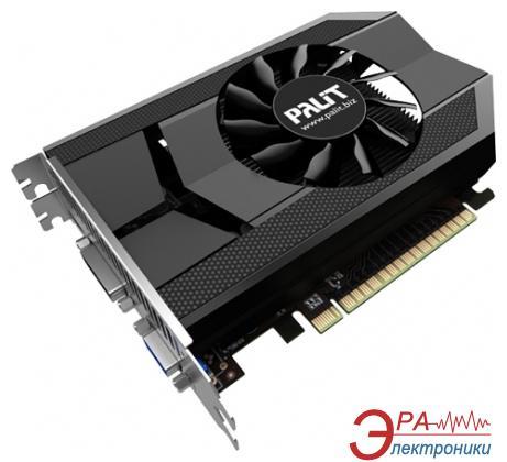 Видеокарта Palit Nvidia GeForce GTX 650 Ti GDDR5 2048 Мб (NE5X65TO1341-1072F)