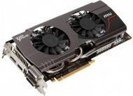 Видеокарта MSI Nvidia GeForce GTX 660 Ti GDDR5 3072 Мб (N660Ti TF 3GD5/OC)