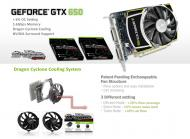 Видеокарта SPARKLE Nvidia GeForce GTX 650 SUPER OC GDDR5 1024 Мб (SX650C1024KDD)