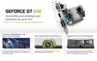 ���������� SPARKLE Nvidia GeForce GT 640 GDDR3 2048 �� (SX640LS2048LC)