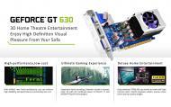 Видеокарта SPARKLE Nvidia GeForce GT 630 GDDR3 2048 Мб (SX630L2048LC)