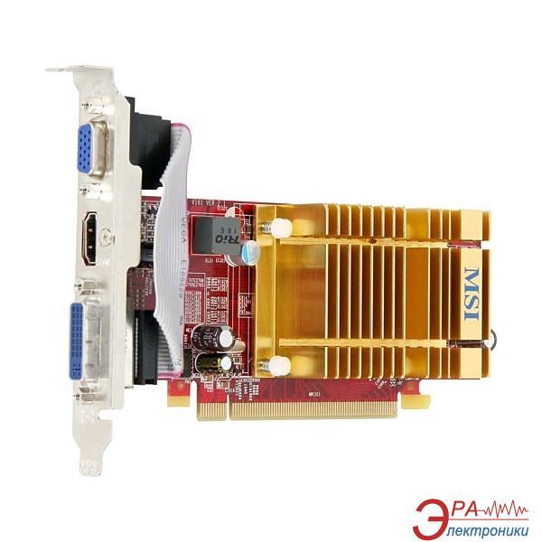 Видеокарта MSI ATI Radeon HD4350 GDDR2 1024 Мб (R4350-MD1GH)