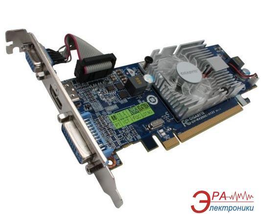 Видеокарта Gigabyte ATI Radeon HD4350 GDDR2 512 Мб (Gigabyte GV-R435OC-512I)