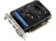 Видеокарта MSI ATI Radeon HD 7750 GDDR5 1024 Мб (R7750-PMD1GD5/OC V2)