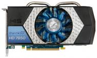 Видеокарта HIS ATI Radeon HD 7850 IceQ X GDDR5 1024 Мб (H785QN1G2M)