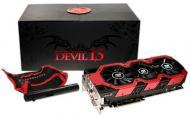 Видеокарта Powercolor ATI Radeon HD 7990 Devil 13 GDDR5 6144 Мб (AX7990 6GBD5-A2DHJ)
