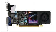 ���������� MSI Nvidia GeForce GT220 GDDR3 512 �� (N220GT-MD512D3/LP)