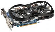 Видеокарта Gigabyte Nvidia GeForce GTX 650 WindForce GDDR5 1024 Мб (GV-N650WF2-1GI)