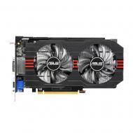 Видеокарта Asus Nvidia GeForce GTX 650 Ti GDDR5 2048 Мб (GTX650TI-OC-2GD5)