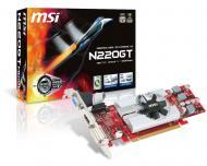 Видеокарта MSI ATI Radeon GT 220 GDDR3 1024 Мб (N220-1GD3/LP)