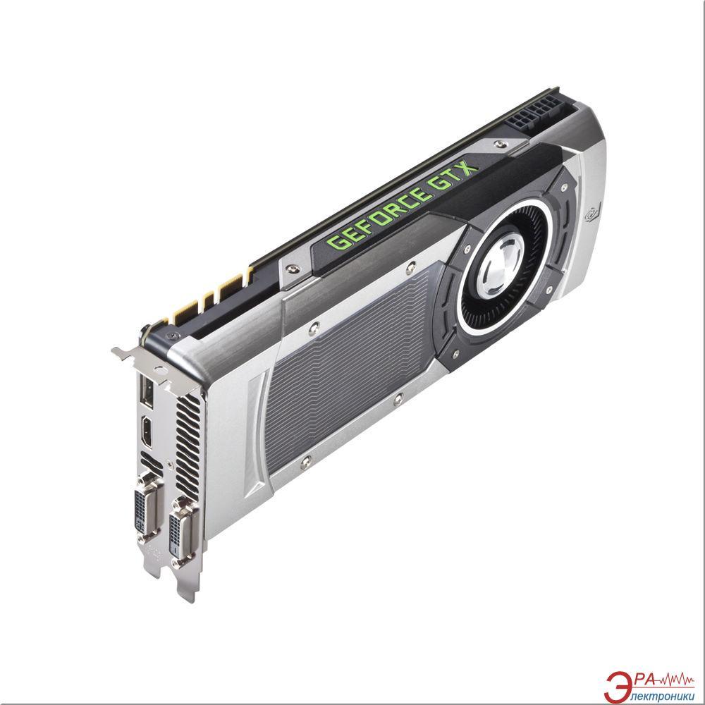 Видеокарта Asus Nvidia GeForce GTX TITAN GDDR5 6144 Мб (GTXTITAN-6GD5)