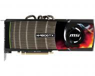 Видеокарта MSI Nvidia GeForce GTX480 GDDR5 1536 Мб (N480GTX-M2D15)