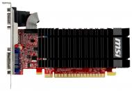 Видеокарта MSI Nvidia GeForce GT 610 low profile GDDR3 1024 Мб (N610-1GD3H/LP)