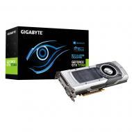 Видеокарта Gigabyte Nvidia GeForce GTX TITAN GDDR5 6144 Мб (GV-NTITAN-6GD-B 1.0) (GVNTIT6DB-00-G)
