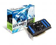 ���������� MSI Nvidia GeForce GTX 650 Ti GDDR5 2048 �� (N650Ti-2GD5/OC BE) (602-V287-Z14)