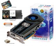 Видеокарта HIS ATI Radeon HD 7850 IceQ GDDR5 4096 Мб (H785Q4G2M)