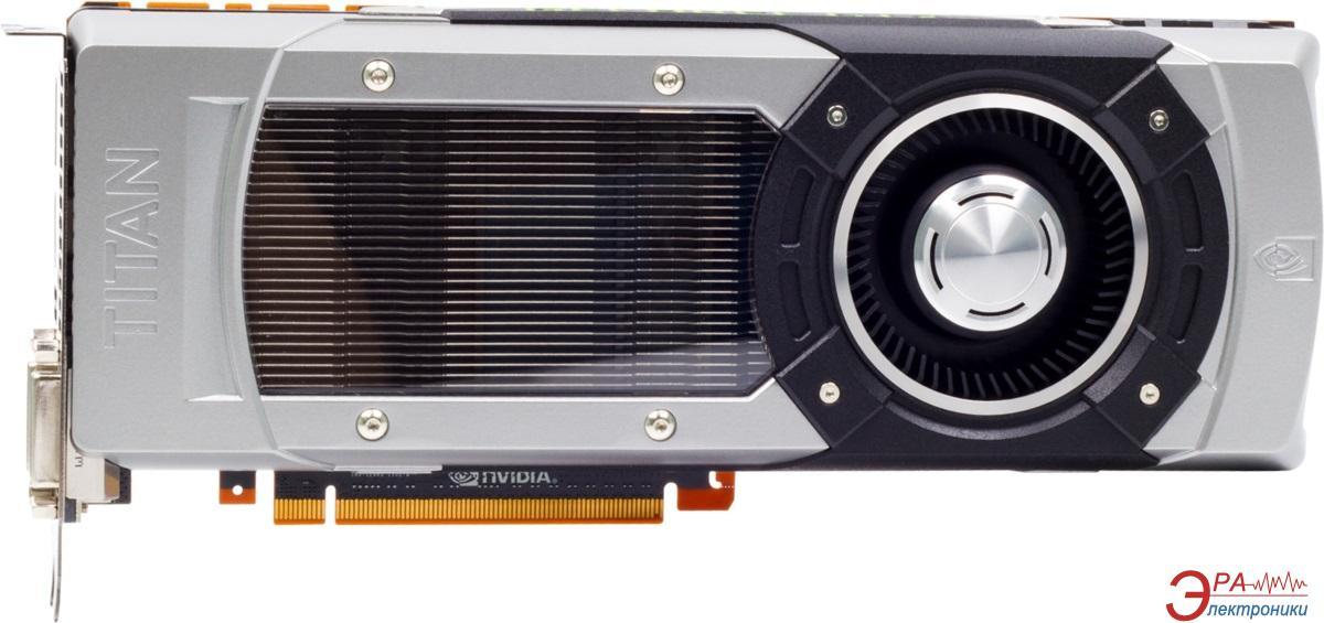 Видеокарта Palit Nvidia GeForce GTX TITAN GDDR5 6144 Мб (NE5XTIT010JB-P2083F)