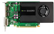 Видеокарта HP Nvidia GeForce Quadro K2000 GDDR5 2048 Мб (C2J93AA)