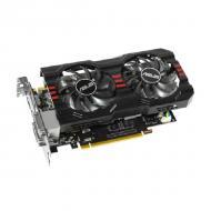 Видеокарта Asus Nvidia GeForce GTX 660 Ti GDDR5 3072 Мб (GTX660 TI-DC2-3GD5)