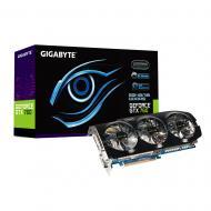 Видеокарта Gigabyte Nvidia GeForce GTX 760 WindForce 3x GDDR5 2048 Мб (GV-N760OC-2GD)