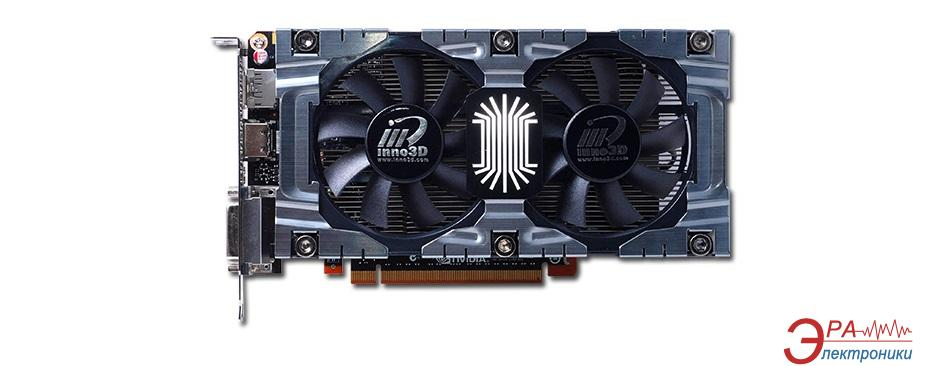 Видеокарта Inno3D Nvidia GeForce GTX 650 Ti iChill GDDR5 1024 Мб (C65B-5SDN-D5GSX)