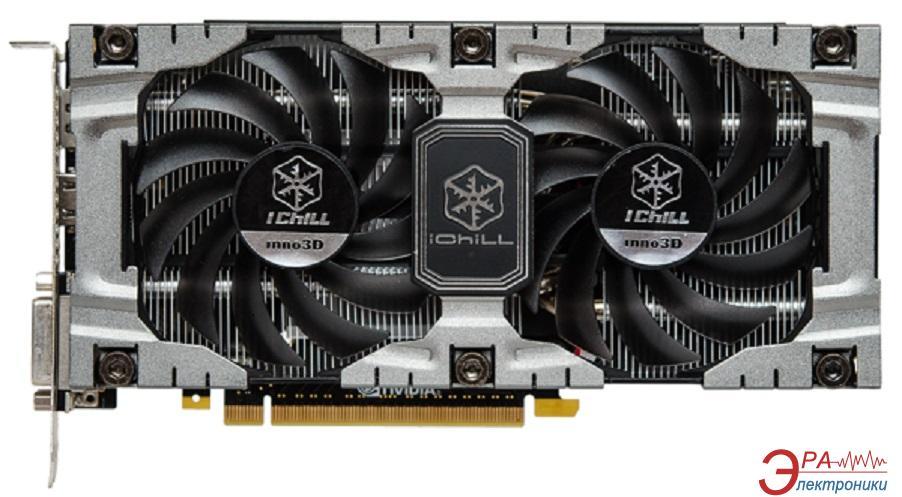 Видеокарта Inno3D Nvidia GeForce GTX 660 iChill GDDR5 2048 Мб (C66M-2SDN-E5GSX)