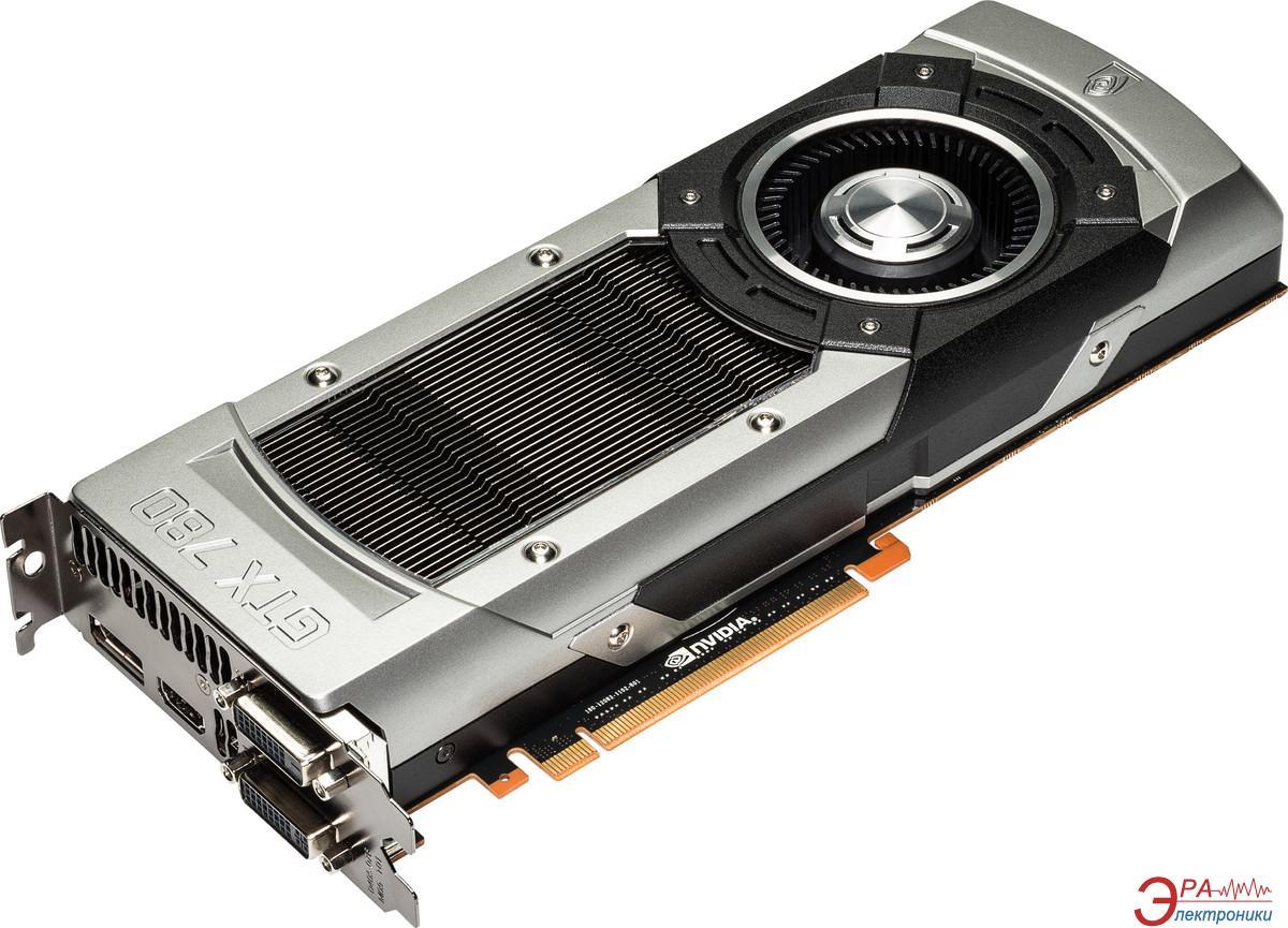 Видеокарта Asus Nvidia GeForce GTX 780 GDDR5 3072 Мб (GTX780-3GD5)