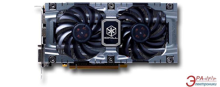 Видеокарта Inno3D Nvidia GeForce GTX 650 iChill HerculeZ 2000s GDDR5 1024 Мб (C65M-2SDN-D5CWX)