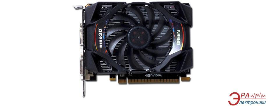 Видеокарта Inno3D Nvidia GeForce GTX 650 Green GDDR5 1024 Мб (N65G-4SDV-D5CW)