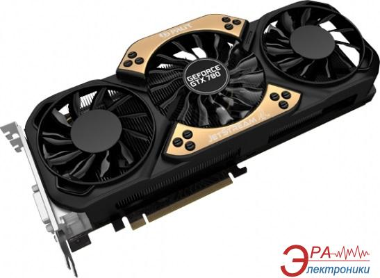 Видеокарта Palit Nvidia GeForce GTX 780 SUPER JETSTREAM GDDR5 3072 Мб (NE5X780T10FB-1100J)