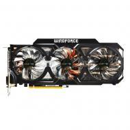 ���������� Gigabyte Nvidia GeForce GTX 760 WINDFORCE 3X GDDR5 4096 �� (GV-N760OC-4GD)