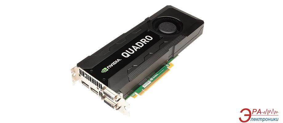 Видеокарта PNY Nvidia GeForce Quadro K5000 for Apple MacPro GDDR5 4096 Мб (VCQK5000MAC-PB)