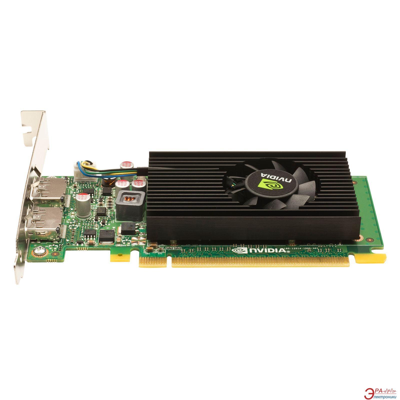 Видеокарта PNY Nvidia GeForce Quadro 310NVS low profile GDDR3 512 Мб (VCNVS310DVI-PB)