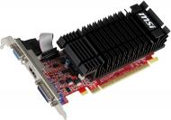 Видеокарта MSI Nvidia GeForce GT 610 low profile GDDR3 1024 Мб (N610-1GD3H/LPV1)