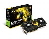 Видеокарта MSI Nvidia GeForce GTX 780 GDDR5 3072 Мб (N780 LIGHTNING)
