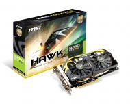 ���������� MSI Nvidia GeForce GTX 760 GDDR5 2048 �� (N760 HAWK)