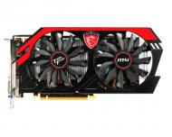 Видеокарта MSI Nvidia GeForce GTX 660 GAMING GDDR5 2048 Мб (N660 GAMING 2GD5/OC)
