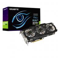 Видеокарта Gigabyte Nvidia GeForce GTX 760 GDDR5 2048 Мб (GV-N760WF3-2GD 2.0)