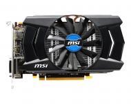 Видеокарта MSI ATI Radeon R7 260X GDDR5 2048 Мб (R7 260X 2GD5 OC)
