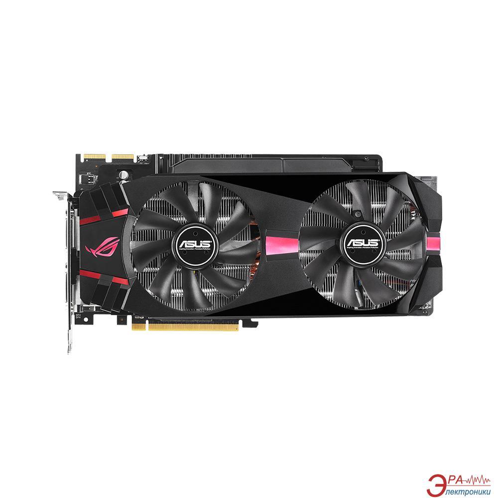 Видеокарта Asus ATI Radeon R9 280X MATRIX Platinum GDDR5 3072 Мб (MATRIX-R9280X-3GD5)