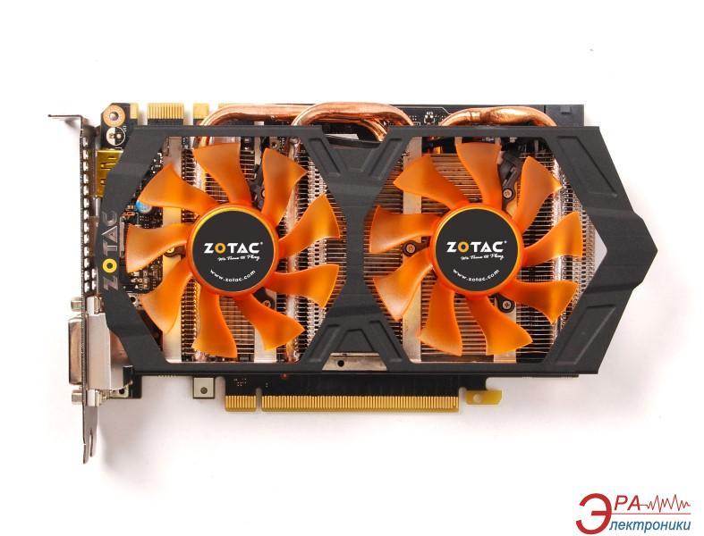 Видеокарта Zotac Nvidia GeForce GTX 760 ОС GDDR5 2048 Мб (ZT-70405-10P)