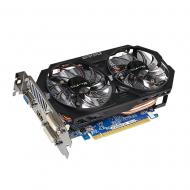 Видеокарта Gigabyte Nvidia GeForce GTX 650 GDDR5 1024 Мб (GV-N650WF2-1GI 3.0) (GVN650W2GI-00-G3)