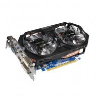 Видеокарта Gigabyte Nvidia GeForce GTX 650 GDDR5 2048 Мб (GV-N650WF2-2GI) (GVN650W22I-00-G)