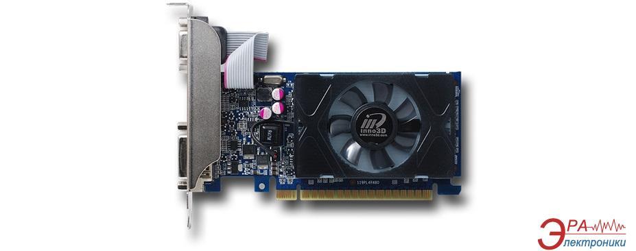 Видеокарта Inno3D Nvidia GeForce GT 630 LP GDDR3 1024 Мб (N630-6DDV-D3BX)