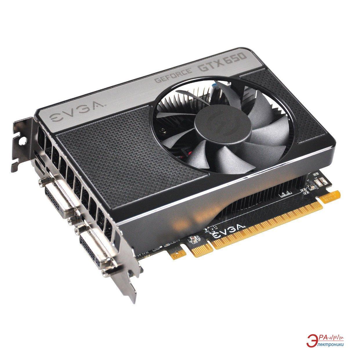 Видеокарта EVGA Nvidia GeForce GTX 650 Superclocked GDDR5 1024 Мб (01G-P4-2652-KR)